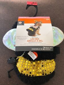 Halloween extra small Bumble Bee Costume