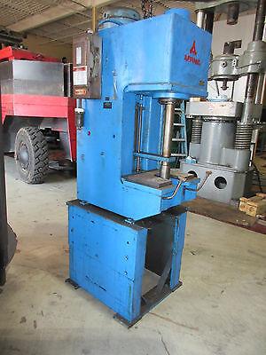 Multipress 8 Ton C-frame Hydraulic Press