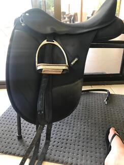 Isabell Werth dressage wintec saddle 17.5in