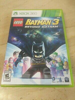 LEGO Batman 3: Beyond Gotham (Microsoft Xbox 360, 2014) for sale  Shipping to Nigeria