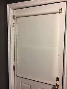High quality pull down blinds
