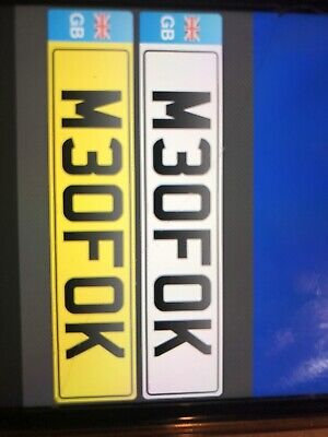 m3 private number plate Can Read Many Ways ..M3 0 FOK ! M3 0F OK ! ME OF OK !