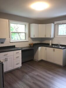 Cozy, Renovated with a spacious kitchen!