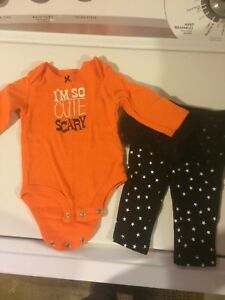 6 month Carter Halloween Outfit!!