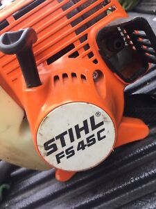 Stihl FS45C weed wacker Trimmer
