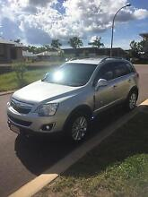 2014 Holden Captiva Wagon Mitchell Palmerston Area Preview