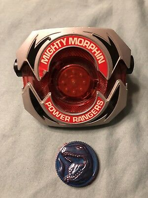 Original Mighty Morphin Power Rangers Morpher Works Legacy