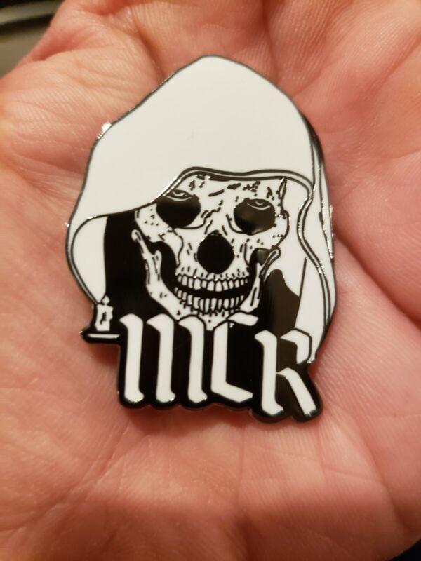 My Chemical Romance Rock Music Emo Enamel Pin Gerard Way Limited To 10 MCR
