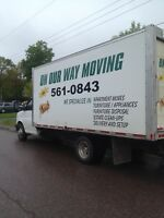 On Our Way Moving 902-561-0843