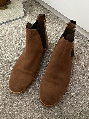 H By Hudson, Men's Boots, Size 9