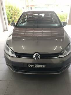 Car VW GOLF 2015