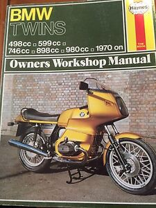 1970s BMW Twins Owner Workshop Manual