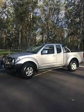 2009 Nissan Navara Ute Brisbane Region Preview