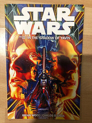 Star Wars 1 In the Shadow of Yavin dark horse comics paperback tpb graphic novel