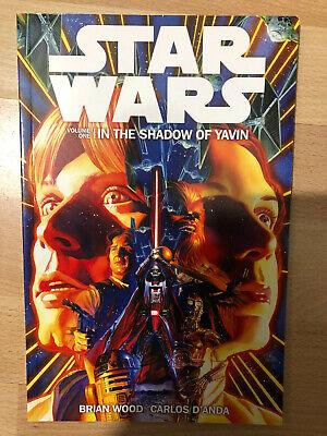 Star Wars 1 In the Shadow of Yavin dark horse comics paperback tpb graphic novel