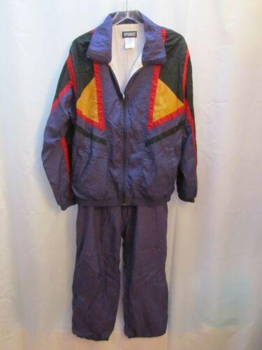 Vintage Apparatus Track Suit Pants & Zip-Up Jacket Set - Women