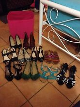 Free - giveaway - box of ladies shoes Highgate Hill Brisbane South West Preview