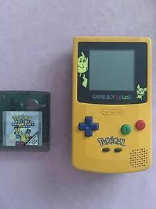 Pokemon Game Boy COLOR Wodonga Wodonga Area Preview