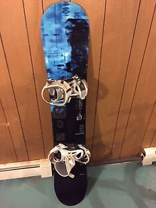 Salomon Shade Snowboard with Boots and Bindings - $200 OBO