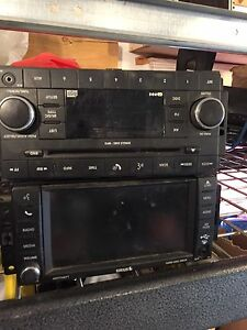 ALL dodge stereo