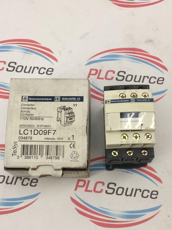Telemecanique LC1D09F7 034879 Schütz 110V 50//60Hz unused//OVP