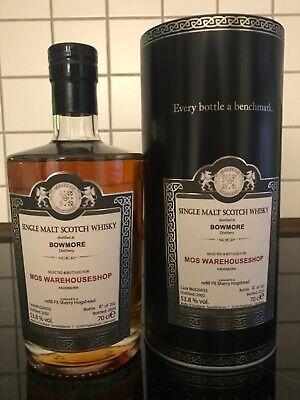 Bowmore MOS Single malt Scotch Whisky 18 Jahre