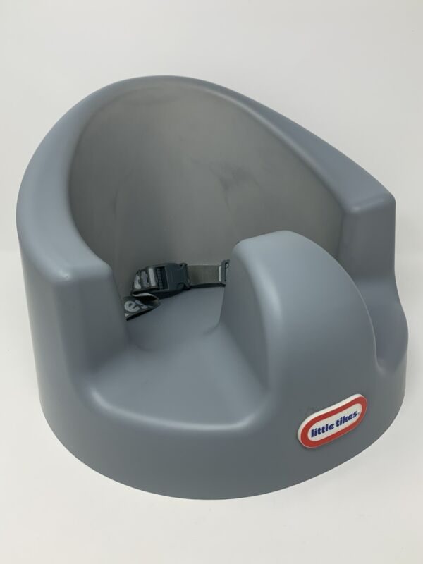 LittleTikes My First Seat Grey *Only Chair, No Tray* Little Tikes