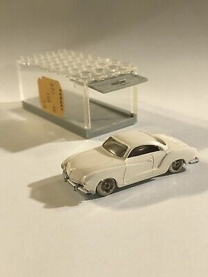 LEGO HO SCALE VINTAGE CLASSIC 1960's 1970'S VW KARMANN GHIA EXTREMELY RARE!