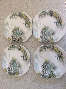 Vintage Alfred Meakin side plates Pearsall Wanneroo Area Preview
