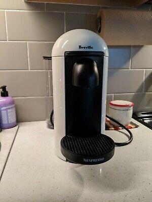 Breville Nespresso Vertuo Plus White