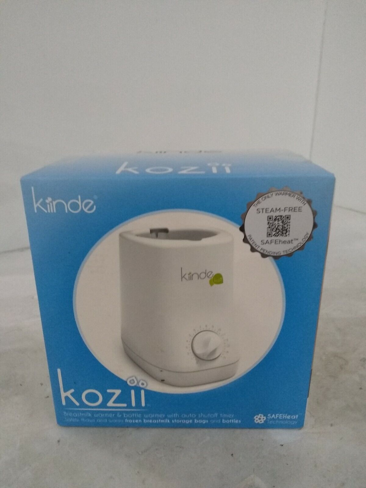 Kiinde Kozii Bottle Warmer And Breast Milk Warmer - $30.00