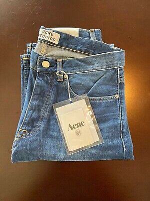 ACNE ROC JEANS  NWT SIZE 32