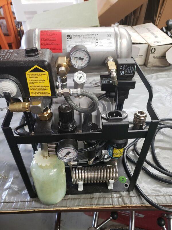 Sil-Air AA 100 Silent Laboratory Air Compressor