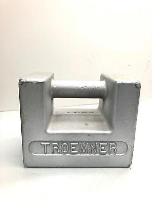 Troemner Cole-parmer 01025-66 50lb Calibration Weight