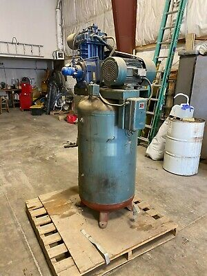 Quincy 2 Stage Reciprocating Air Compressor 325 Head
