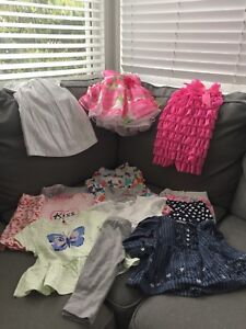 Girls clothing 12 month- 2T