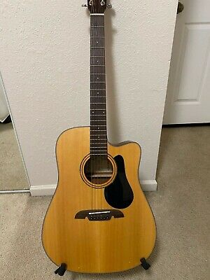 Alvarez AD30CE Electric Acoustic Guitar