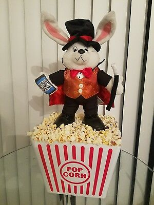 Circus Party carnival birthday Center Piece stand magician decoration pop corn