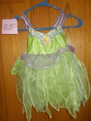Tinkerbell Costume 4t (Disney Tinkerbell 2-4T Halloween Costume by Fantasy)