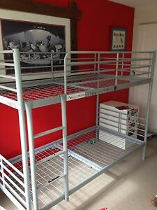 Single bunk bed Cashmere Pine Rivers Area Preview