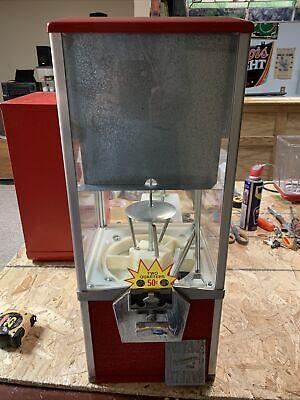 Northwestern Bulk 2-inch Toy Capsule Vending Machine - 50 Vend Wlock And Key