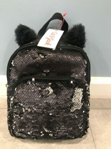 Kids Flip Sequin Cat MINI Backpack Cat & Jack NEW!