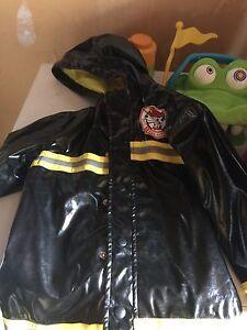 Boys size 4t rain jacket $10