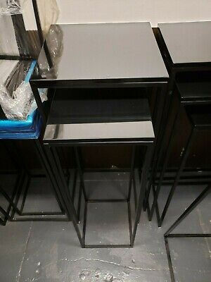 Store Show Displays High-end Nesting Tables Stands Commercial Use 100 Pcs. Lot