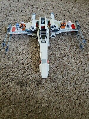 LEGO Star Wars X-Wing Starfighter (9493) WITH BOX ASSEMBLED