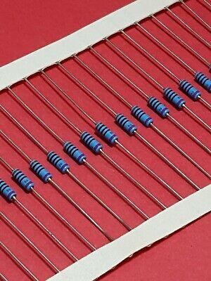 100 Ohm Vishay Bccomponents Mpr24 0.1 0.25w 25ppm 250v Resistor Qty 50