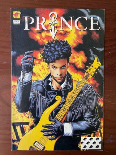 Prince: Alter Ego #1 (1991, Piranha Music) NM-