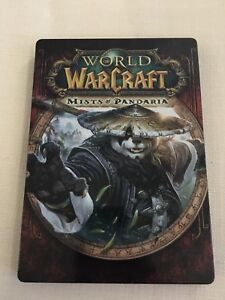 **Rare** World of Warcraft - Mists of Pandaria steelbook
