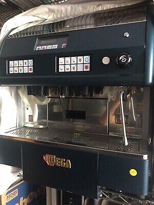 Wega Gemmi Super Automatic Espressocappuccino Machine New 220volt