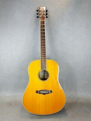 Tanglewood Java TWJ OJE Electro Acoustic Guitar Slope Shoulder Dreadnought
